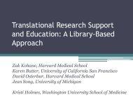Introduction - Bernard Becker Medical Library