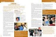 l'instn : innover pour mieux servir - CEA Saclay