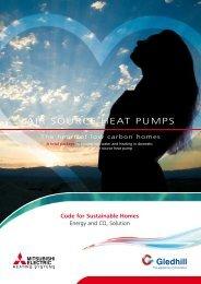 airsource heat pump boilers - Artizan Heating