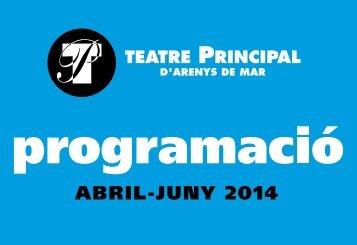Programa ABRIL-JUNY 2014 x web
