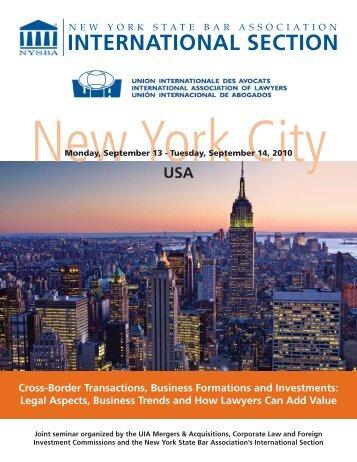 New York City - Phillips Nizer LLP