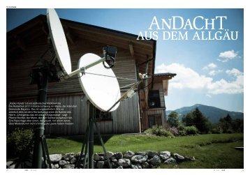 Andacht aus dem Allgäu - Radio Horeb