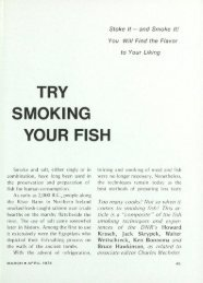 try smoking your fish - webapps8 - Minnesota Department of Natural ...
