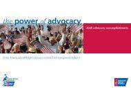 KPPS_ACS_115 Advocacy Report 2009:KPPS_ACS_115 Advocacy