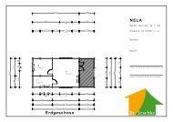 Grundriss & Ansichten - Blockhaus-24