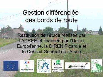 fauche - La Communauté de Communes de la Thiérache d'Aumale
