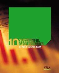 Casi successo - AREA Science Park