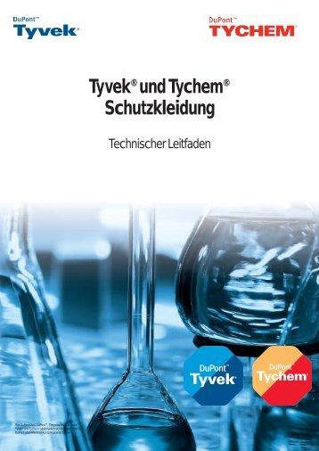 Tyvek®und Tychem® Schutzkleidung - Germanex