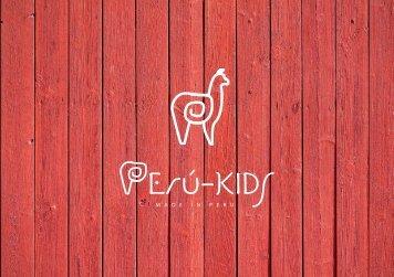 Peru-Kids, edle Kindermode aus dem Reich der Inkas