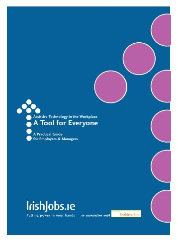 A Tool for Everyone - Enable Ireland