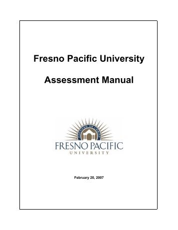 Formal Lesson Plan For Teaching Learning Fresno Pacific University