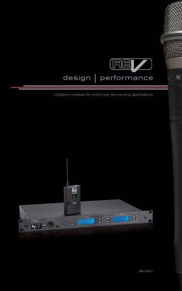design | performance - Udo Erpenstein GmbH