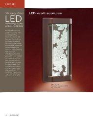 Kichler LED Wall Sconces - LED Lighting
