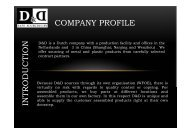 INTRODUCTION COMPANY PROFILE - Quel