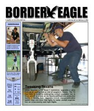 Tweaking Texans - Laughlin Air Force Base