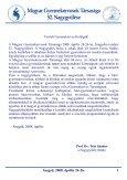 Tisztelt Kolléganők és Kollégák! - Page 2