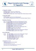 Tisztelt Kolléganők és Kollégák! - Page 3