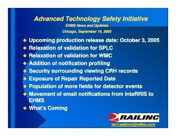 Advanced Technology Safety Initiative Presentation - Marts-rail.org