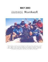 Arizona Mountaineering Club