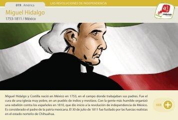 Miguel Hidalgo - Manosanta