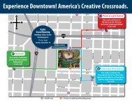 Download the Kauffman Center Walking Map