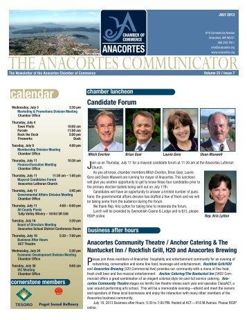 Download Newsletter - Anacortes