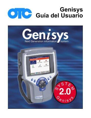 Genisys Guía del Usuario