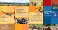 Infos über den Reptilien-Pfad zum Download - Bayerischer-Wald