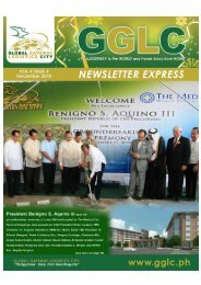(Volume 4) GGLC Express Issue - Global Gateway Logistics City
