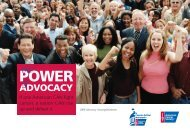 power - American Cancer Society Cancer Action Network