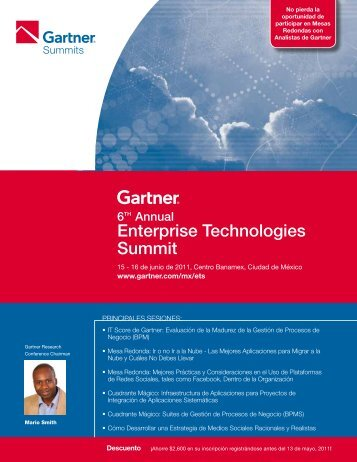 Download Brochure - Gartner