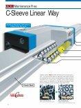 C-Sleeve Linear Way - Page 4