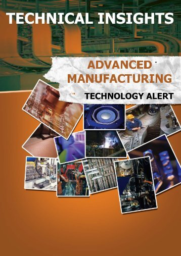 Frost & Sullivan publishes an Advanced Manufacturing Technology ...