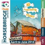 Horsebridge Programme for Website Apr-Jan 2014 01