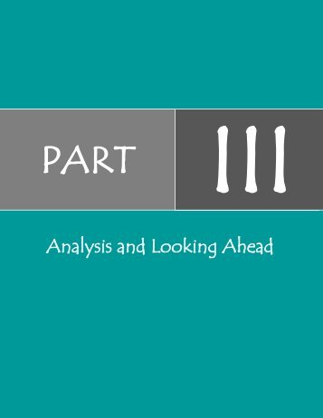 Part III: Analysis and Looking Ahead - Natural Justice