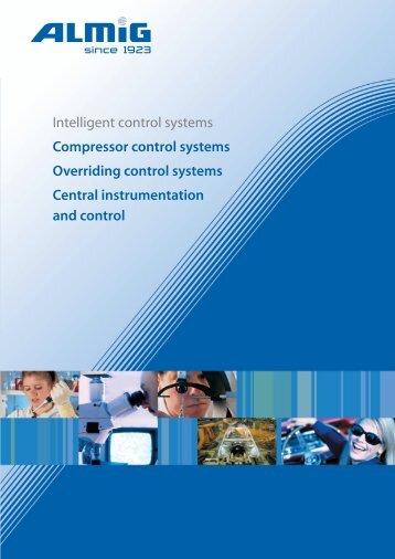 Intelligent control systems Compressor control ... - Duncan Rogers