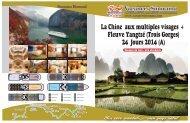 La Chine aux multiples visages + Fleuve Yangtzé - Sinorama Holidays