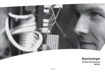Elanvisningar - Danfoss Värme