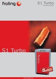 Prospekt S1 Turbo - Tsd