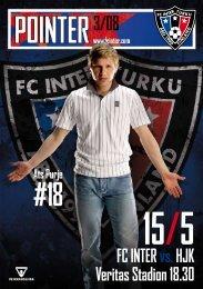 Pointer 3/08 - FC Inter