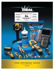 Hand Tools Drill Bits Benders and Pulling Tools - City Electric ...