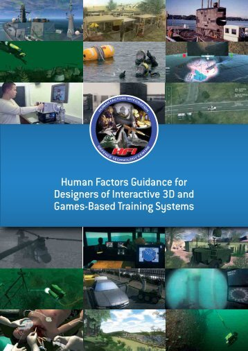 Human Factors Guidance for Designers of Interactive 3D and ...