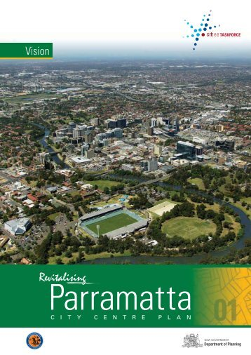 Revitalising - Parramatta City Council - NSW Government
