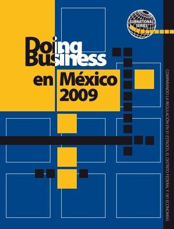 Apertura de una empresa - Instituto Mexicano para la ...