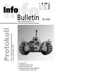 Panzer erobern eine Reithalle Thun - Verein Schweizer ...