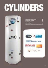 Cylinders - City Plumbing Supplies