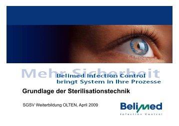Grundlage der Sterilisationstechnik