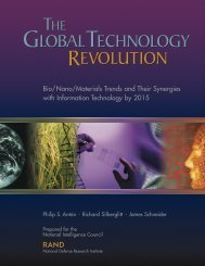The Global Technology Revolution - RAND Corporation