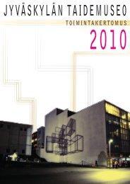 2010 - Jyväskylän kaupunki
