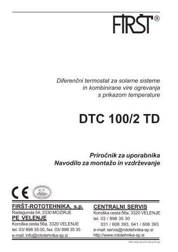 DTC 100/2 TD